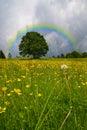 Rainbow Royalty Free Stock Photo