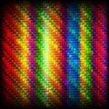 Rainbow ball background Royalty Free Stock Photo