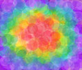 Rainbow blur background Royalty Free Stock Photo
