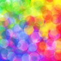 Rainbow blur Royalty Free Stock Photo