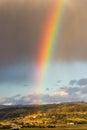 Royalty Free Stock Photo Rainbow