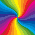 Rainbow Burst Stock Images