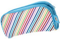 Rainbow Colored Pencil Case Royalty Free Stock Image