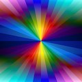 Rainbow colorful kaleidoscope background Royalty Free Stock Photo