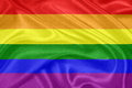Rainbow gay Flag Stock Photos
