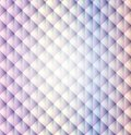 Rainbow geometric shape pattern rhombus background