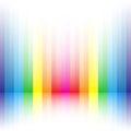 Rainbow stripe background Royalty Free Stock Photo