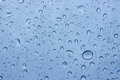 Raindrop glass water nature wet Royalty Free Stock Image