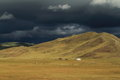 Rainy Season Orkhon Valley of Mongolia Royalty Free Stock Photos