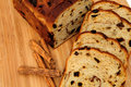 Raisin Cinnamon Bread Royalty Free Stock Photography