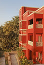 Rajasthan India three storey architecture Stock Photos