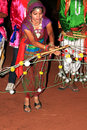 Rajasthani performers Royalty Free Stock Photos