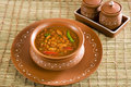 Rajma or red kidney beans indian dish Royalty Free Stock Photography