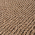 Raked gravel background Royalty Free Stock Photos