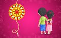 Raksha Bandhan Royalty Free Stock Images