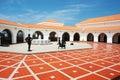 Ralli museum for classical art,Caesarea,Israel Royalty Free Stock Photo