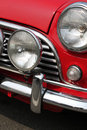 Rally grille Royalty Free Stock Photography
