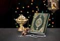 Ramadan Celebration Objects