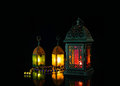 Ramadan Lanterns Royalty Free Stock Photo