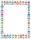 Ramadan Lanterns Frame