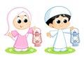 Ramadan Mubarak Royalty Free Stock Photo