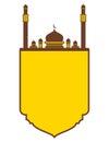 Ramadan themed islamic banner