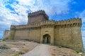 Ramana Castle in Ramana village of Baku Royalty Free Stock Photo