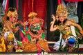 Ramayana Dance.