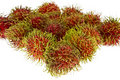 Rambutan, exotic fruit Royalty Free Stock Photography