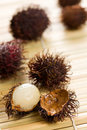 Rambutan fruit Royalty Free Stock Image