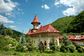 Ramet monastery the in summer Stock Photography