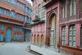 Rampuriya haveli in bikaner india Royalty Free Stock Photography