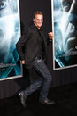 Rande gerber new york oct model attends the gravity premiere at amc lincoln square theater on october in new york city Stock Photography