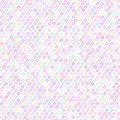 Random beads backdrop. Abstract pale pattern. Seamless vector ba Royalty Free Stock Photo