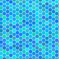 Random blue seamless tiles Stock Photos
