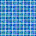 Random blue seamless tiles Royalty Free Stock Photography