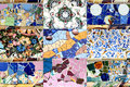 Mosaic Pattern Royalty Free Stock Photo