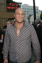 Randy couture redbelt premiere egyptian theater los angeles ca april Royalty Free Stock Images