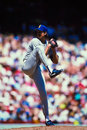 Randy Johnson Seattle Mariners Stock Photography