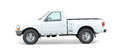 Ranger Pickup Truck Royalty Free Stock Photo