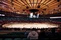 Rangers x Islanders Madison Square Garden Stock Photo