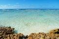 Rangiroa atoll tuamotu islands french polynesia Stock Images