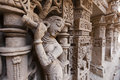 Rani Ki Vav Step Well Stock Image