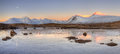 Rannoch Moor Royalty Free Stock Photo