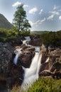 Rannoch Moor Scotland Royalty Free Stock Photo