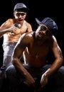 Rap Concert Royalty Free Stock Photo