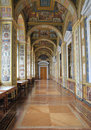 The Raphael Loggias. State Hermitage Royalty Free Stock Photo
