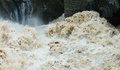 Rapid flow of water Stock Photos