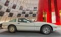 Rare 1983 Corvette Royalty Free Stock Photo
