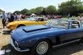 Rare Italian sportscar Royalty Free Stock Photo